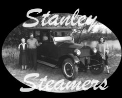 This is a web site about my grandfather Clinton Atkinson Sr. and Stanley Steamers